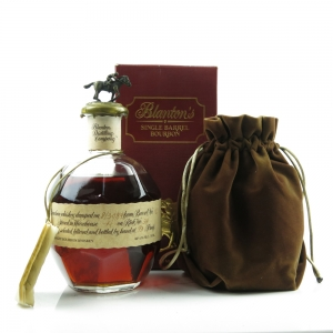 Blanton's 1989 Single Barrel