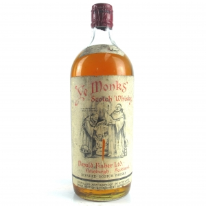Ye Monks Scotch Whisky 1950s