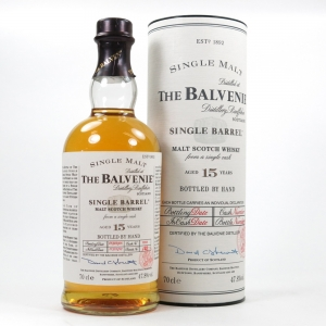 Balvenie 1990 Single Barrel 15 Year Old