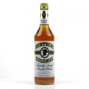 Kentucky Colonel Bourbon Whisky