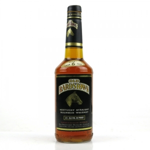 Old Bardstown 6 Year Old Kentucky Straight Bourbon 1990s