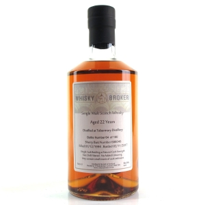 Tobermory 1994 Whisky Broker 22 Year Old