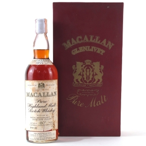 Macallan 1955 Campbell, Hope and King / Rinaldi Import