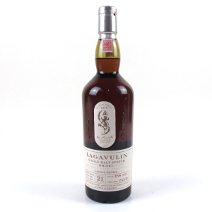 Lagavulin 21 Year Old 1991 75cl / US Import