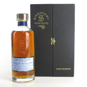 Kinclaith 1969 Signatory Vintage 35 Year Old