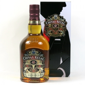 Chivas 12 Year Old Limited Edition front