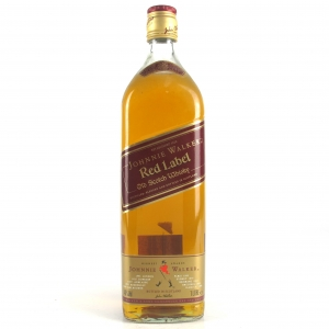 Johnnie Walker Red Label 1 Litre