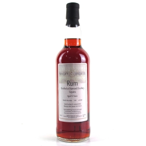 Diamond 2004 Whisky Broker 12 Year Old Guyana Rum