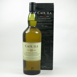 Caol Ila 12 Year Old 1 Litre