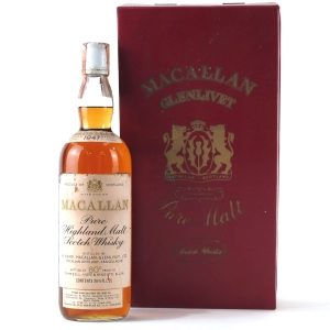 Macallan 1947 Campbell, Hope and King / Rinaldi Import