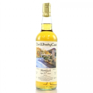 Mortlach 1995 17 Years Old / The Whisky Cask