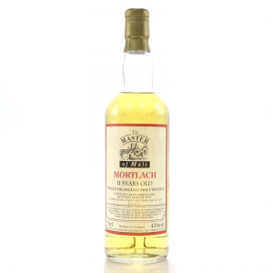 Mortlach 1982 11 Year Old / The Master of Malt