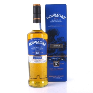 Bowmore Tempest 10 Year Old Batch #4