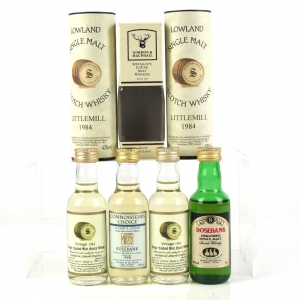 Closed Lowland Miniature Selection 4 x 5cl