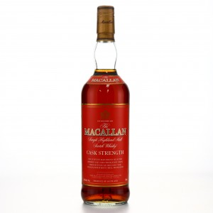Macallan Cask Strength 75cl early 2000s / 58.4% - US Import