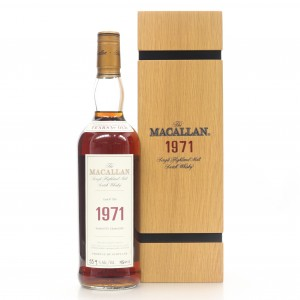 Macallan 1971 Fine and Rare 30 Year Old 75cl / US Import