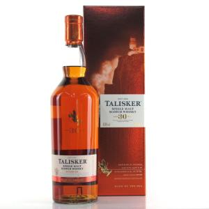 Talisker 30 Year Old 2017 Release