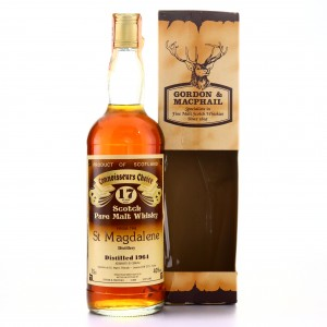 St Magdalene 1964 Gordon and MacPhail 17 Year Old / Club delle Fattorie