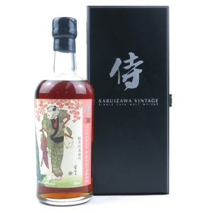 Karuizawa 1984 30 Year Old Cask Single Cask #7843 / Samurai