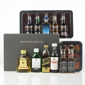 Miscellaneous Spirit & Liqueur Gift Pack Miniatures 11 x 5cl