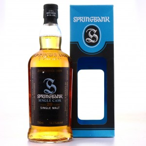 Springbank 1995 Single Sherry Cask 20 Year Old 75cl / Pacific Edge