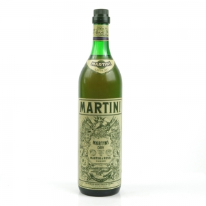Martini Extra Dry 1970s 93cl