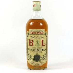Bulloch Lade's Gold Label 1970s front