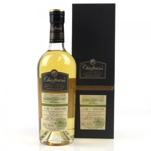 Ardbeg 2000 Chieftain's 15 Year Old