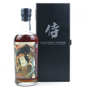 Karuizawa 1984 30 Year Old Cask Single Cask #7857 / Samurai