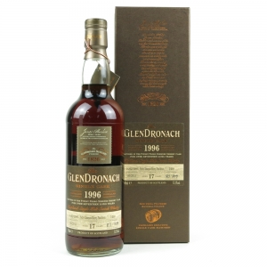 Glendronach 1996 Single Cask 17 Year Old