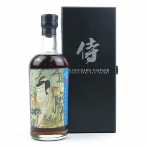 Karuizawa 1984 30 Year Old Single Cask #3139 / Samurai