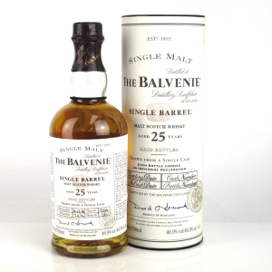 Balvenie 1974 Single Barrel 25 Year Old #10156