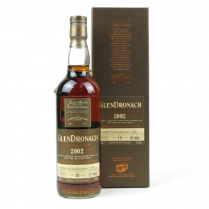 Glendronach 2002 10 Year Old Single Cask #1988