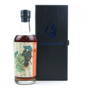 Karuizawa 1984 30 Year Old Cask Single Cask #7963 / Samurai