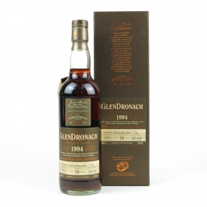 Glendronach 1994 19 Year Old Single Cask #101