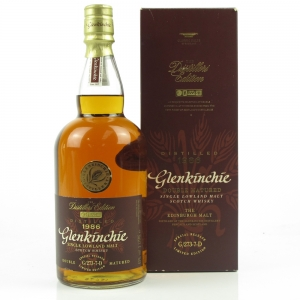 Glenkinchie 1986 Distillers Edition / First Release