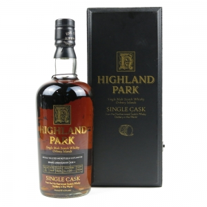 Highland Park 1979 29 Year Old Ambassador Cask #4