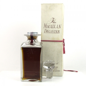 Macallan 1962 / The Macallan Decanter 25 Year Old