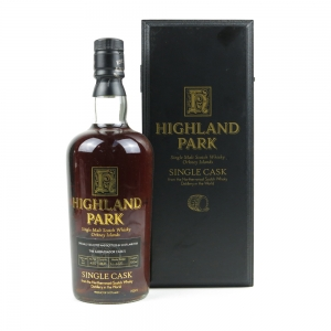 Highland Park 1974 34 Year Old Ambassadors Cask #5