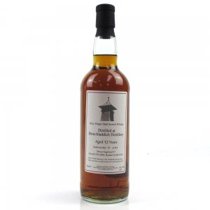 Bruichladdich 2004 Whisky Broker 12 Year Old