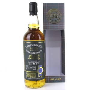 Glen Scotia 1992 Cadenhead's 25 Year Old