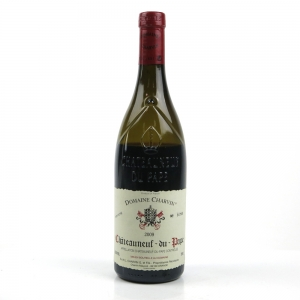 Domaine Charvin 2009 Châteauneuf-Du-Pape - Low Fill Level