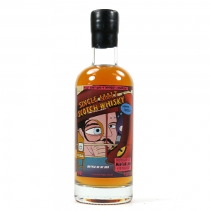 Macallan Boutique-y Whisky Batch #4 Front
