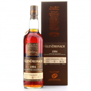 Glendronach 1994 Single PX Cask 21 Year Old #1189 / Distillery Exclusive