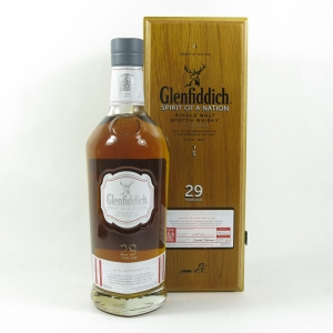 Glenfiddich 1984 Spirit of a Nation 29 Year Old front