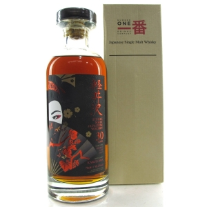 Karuizawa 1984 Single Cask 30 Year Old #5347 / Geisha Label