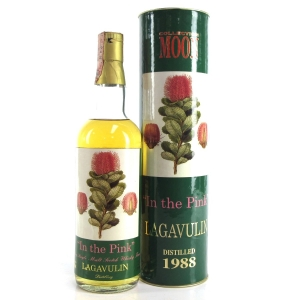 Lagavulin 1988 Moon Import / In the Pink