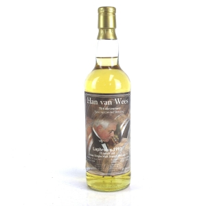 Laphroaig 1991 15 Year Old / Han van Wees 75th Anniversary