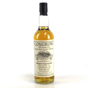 Longrow 1990 Private Bottling 18 Year Old