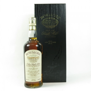 Bowmore 21 Year Old 1990s front